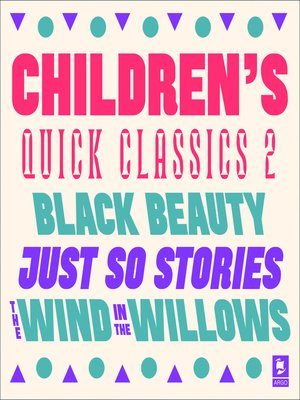 cover image of Quick Classics Collection, Children's 2