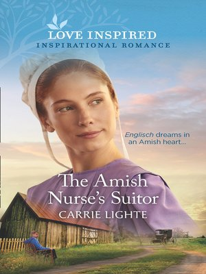 cover image of The Amish Nurse's Suitor