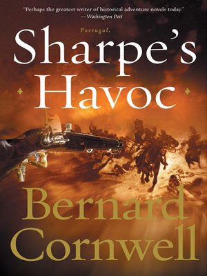 cover image of Sharpe's Havoc