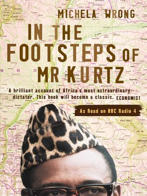 cover image of In the Footsteps of Mr Kurtz