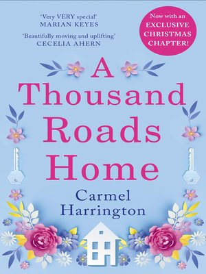 cover image of A Thousand Roads Home