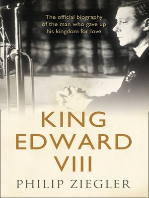 cover image of King Edward VIII