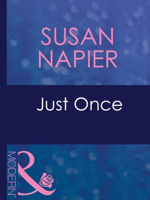 cover image of Just Once