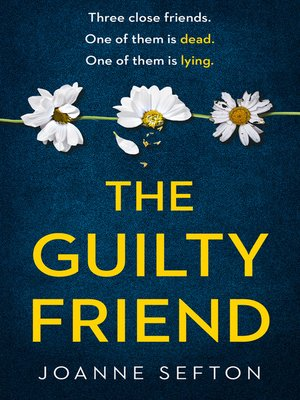 cover image of The Guilty Friend