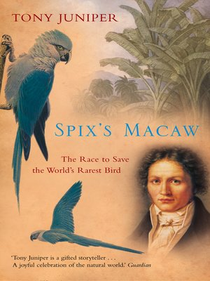 cover image of Spix's Macaw