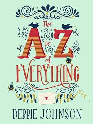 cover image of The A–Z of Everything