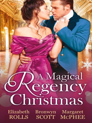 cover image of A Magical Regency Christmas