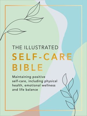cover image of The Illustrated Self-Care Bible