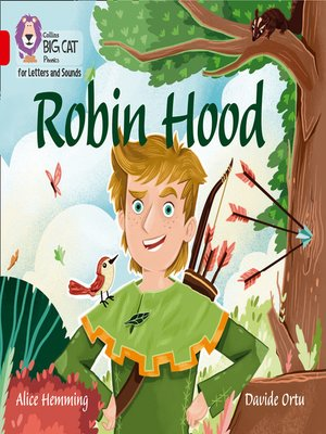 cover image of Collins Big Cat Phonics for Letters and Sounds – Robin Hood