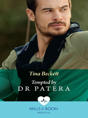 cover image of Tempted by Dr Patera