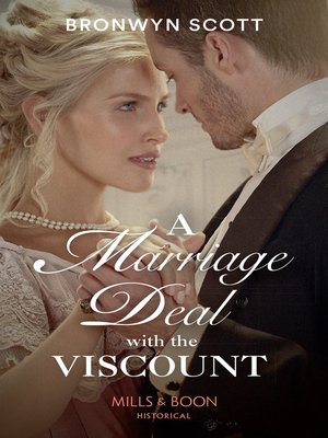 cover image of A Marriage Deal With the Viscount