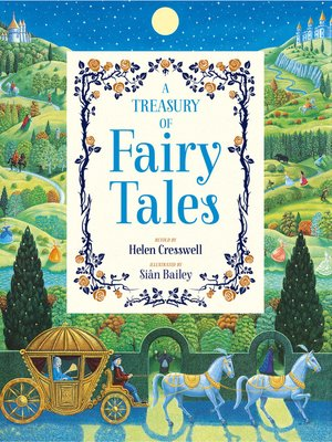 cover image of A Treasury of Fairy Tales