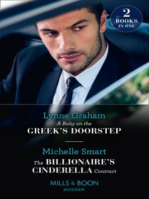 cover image of A Baby On the Greek's Doorstep / the Billionaire's Cinderella Contract