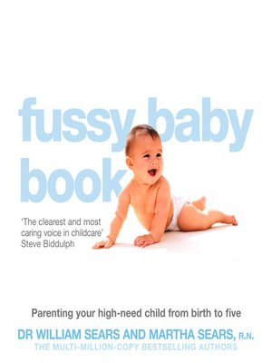 cover image of The Fussy Baby Book