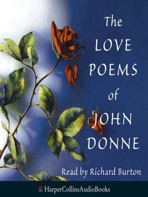 cover image of The Love Poems of John Donne