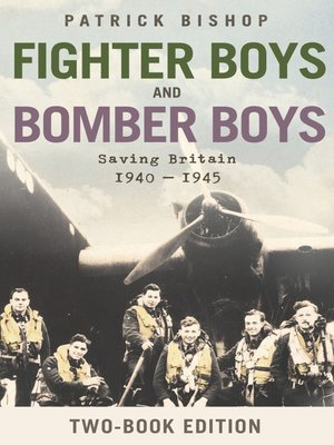 cover image of Fighter Boys and Bomber Boys