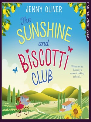 cover image of The Sunshine and Biscotti Club