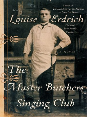 cover image of The Master Butchers Singing Club