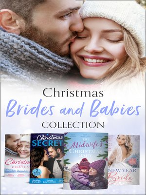 cover image of Christmas Brides and Babies Collection