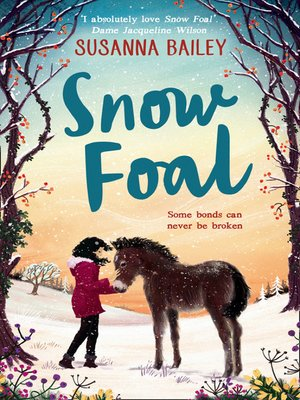 cover image of Snow Foal