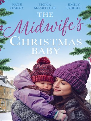 cover image of The Midwife's Christmas Baby