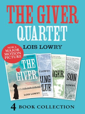 cover image of The Giver Quartet Omnibus