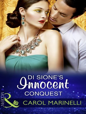 cover image of Di Sione's Innocent Conquest