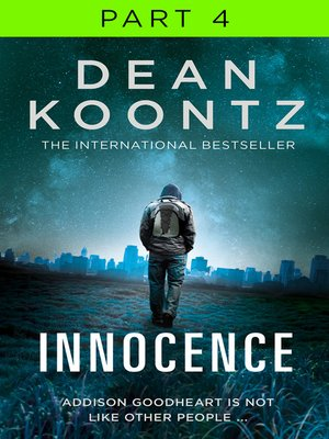 cover image of Innocence, Part 4, Chapters 59 to 84