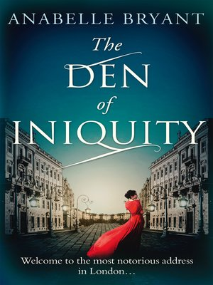 cover image of The Den of Iniquity