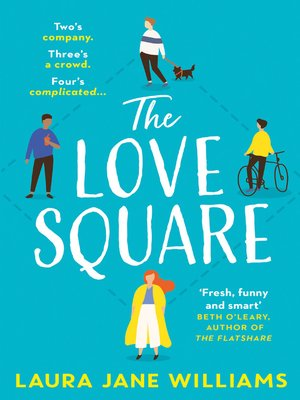 cover image of The Love Square