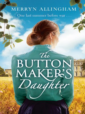 cover image of The Buttonmaker's Daughter