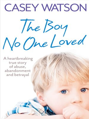 cover image of The Boy No One Loved
