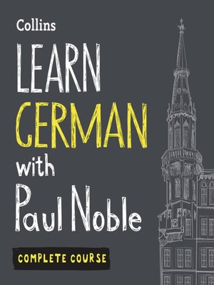 cover image of Learn German with Paul Noble – Complete Course