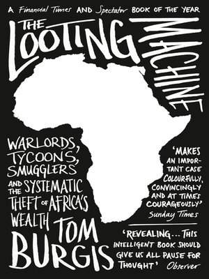 cover image of The Looting Machine