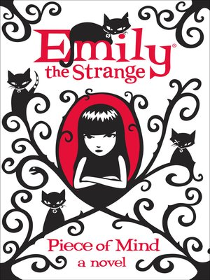 cover image of Emily the Strange