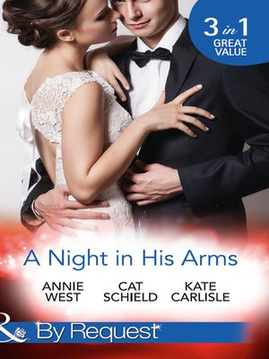 cover image of A Night In His Arms