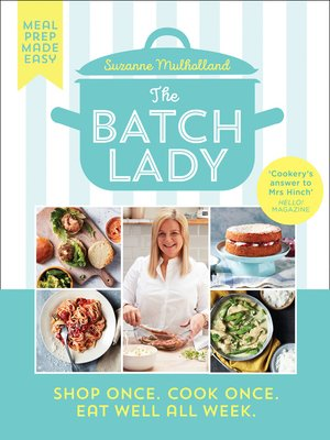 cover image of The Batch Lady