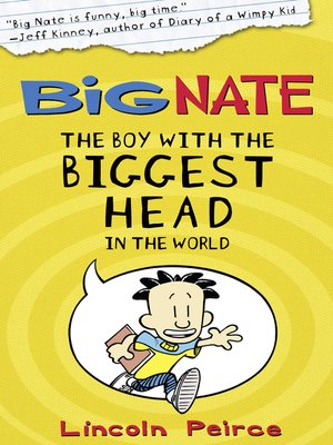 cover image of The Boy with the Biggest Head in the World