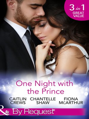 cover image of One Night With the Prince
