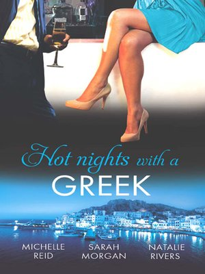 cover image of Hot Nights with a Greek