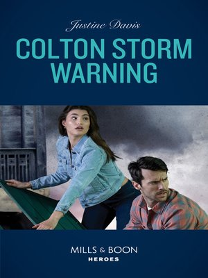 cover image of Colton Storm Warning