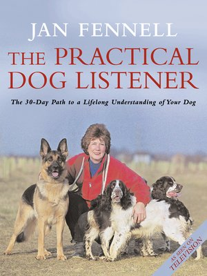 cover image of The Practical Dog Listener