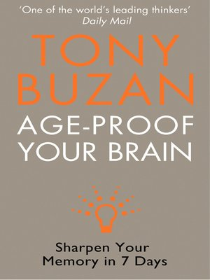 cover image of Age-Proof Your Brain