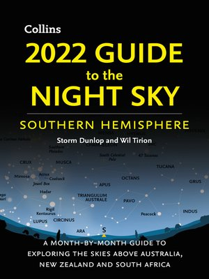 cover image of 2022 Guide to the Night Sky Southern Hemisphere