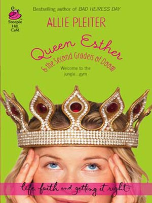 cover image of Queen Esther & the Second Graders of Doom