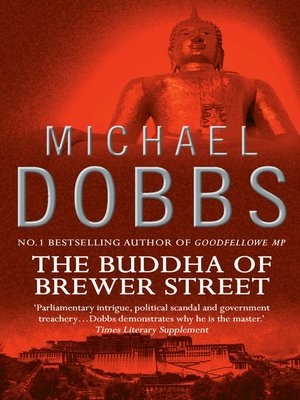 cover image of The Buddha of Brewer Street