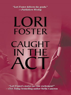 cover image of Caught in the Act