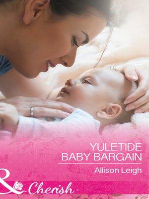 cover image of Yuletide Baby Bargain