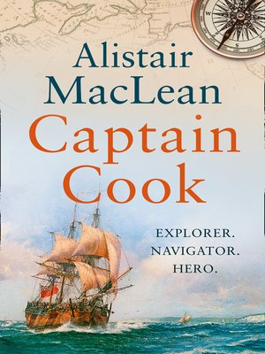cover image of Captain Cook