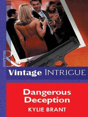 cover image of Dangerous Deception